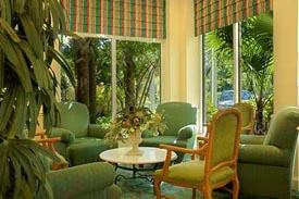 Fort Lauderdale Airport Inn Hotel The Hilton Garden Inn