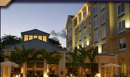 The Hilton Garden Inn Fort Lauderdale Hollywood Airport Hotel Entertainment