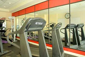 The Hilton Garden Inn Fort Lauderdale/Hollywood Airport hotel - Fitness center
