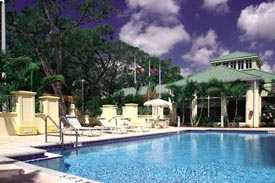 The Hilton Garden Inn Fort Lauderdale/Hollywood Airport hotel - Pool